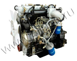 Дизельный двигатель Quanchai QC480D