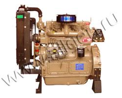 Дизельный двигатель Ricardo YTRC2108D