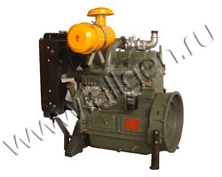 Дизельный двигатель Ricardo Y485BD мощностью 25.3 кВт