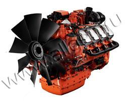 Дизельный двигатель Scania DC16 043A 10-24