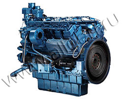 Дизельный двигатель Shangyan SY283TAD72
