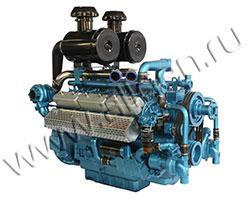 Дизельный двигатель Shangyan SYG258TAD45