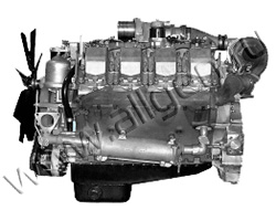 Дизельный двигатель ТМЗ 8525.10