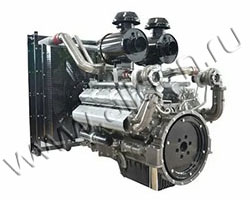 Дизельный двигатель TSS Diesel TDA 405 12VTE