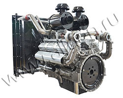 Дизельный двигатель TSS Diesel TDA 465 12VTE