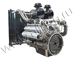Дизельный двигатель TSS Diesel TDA 660 12VTE