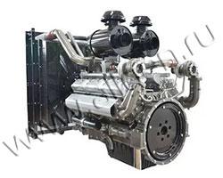 Дизельный двигатель TSS Diesel TDA 840 12VTE