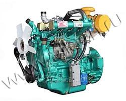 Дизельный двигатель TSS Diesel TDK 17 4L
