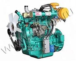 Дизельный двигатель TSS Diesel TDK 22 4LT