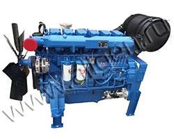 Дизельный двигатель TSS Diesel TDP 286 6LTE