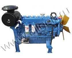 Дизельный двигатель TSS Diesel TDP 320 6LTE
