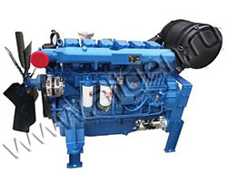 Дизельный двигатель TSS Diesel TDP 350 6LTE