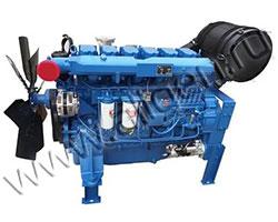 Дизельный двигатель TSS Diesel TDP 400 6LTE