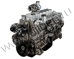 Дизельный двигатель TSS Diesel TDS 168 6LTE мощностью 185 кВт