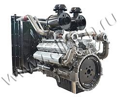 Дизельный двигатель TSS Diesel TDS 405 12VTE мощностью 445 кВт