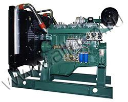Дизельный двигатель TSS Diesel TDW 353 6LTE мощностью 388 кВт