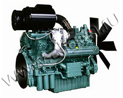 Дизельный двигатель TSS Diesel TDW 820 12VTE мощностью 902 кВт