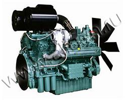 Дизельный двигатель TSS Diesel TDW 820 12VTE