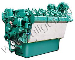Дизельный двигатель TSS Diesel TDY 1380 12VTE