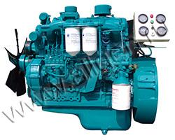 Дизельный двигатель TSS Diesel TDY 40 4LE мощностью 44 кВт