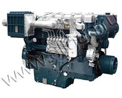 Дизельный двигатель TSS Diesel TDY 560 6LTE мощностью 616 кВт