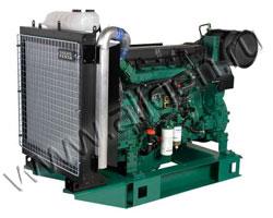 Дизельный двигатель Volvo TAD1341GE