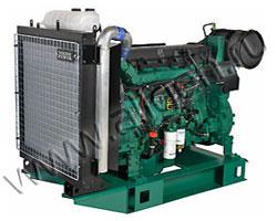 Дизельный двигатель Volvo TAD1344GE мощностью 389 кВт