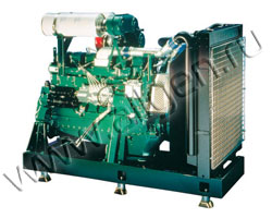 Дизельный двигатель Volvo TAD1631GE мощностью 478 кВт