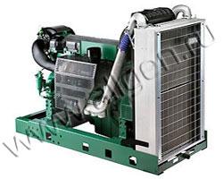 Дизельный двигатель Volvo TWD1652GE мощностью 557 кВт