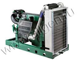 Дизельный двигатель Volvo TAD1650GE мощностью 433 кВт