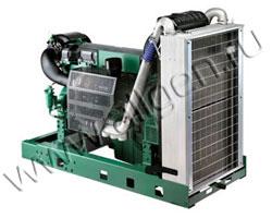 Дизельный двигатель Volvo TAD1651GE мощностью 473 кВт
