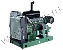 Дизельный двигатель Volvo TAD520GE мощностью 102 кВт