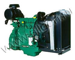 Дизельный двигатель Volvo TAD530GE  мощностью 83 кВт