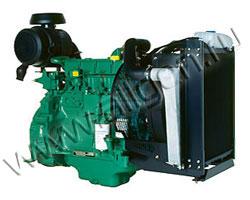 Дизельный двигатель Volvo TAD531GE мощностью 98 кВт