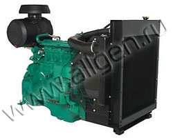 Дизельный двигатель Volvo TAD532GE  мощностью 125 кВт