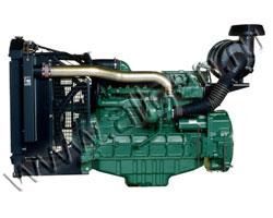 Дизельный двигатель Volvo TAD720GE мощностью 153 кВт