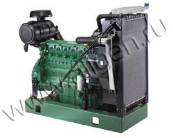 Дизельный двигатель Volvo TAD721GE мощностью 179 кВт