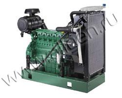 Дизельный двигатель Volvo TAD722GE мощностью 197 кВт