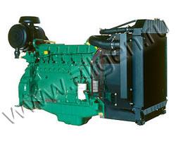 Дизельный двигатель Volvo TAD730GE мощностью 124 кВт