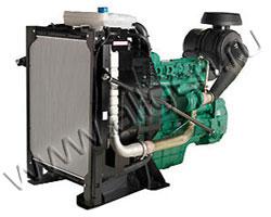 Дизельный двигатель Volvo TAD732GE мощностью 179 кВт