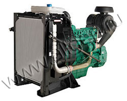 Дизельный двигатель Volvo TAD733GE мощностью 197 кВт