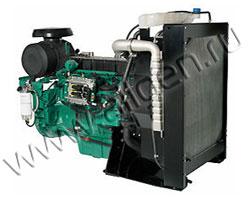 Дизельный двигатель Volvo TAD734GE мощностью 241 кВт