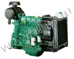 Дизельный двигатель Volvo TD520GE