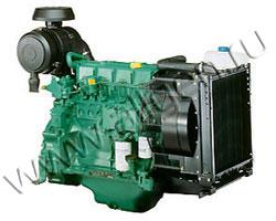 Дизельный двигатель Volvo TD530GE мощностью 95 кВт