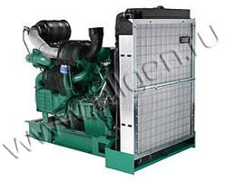 Дизельный двигатель Volvo TWD1643GE мощностью 596 кВт