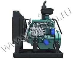 Дизельный двигатель Weichai WP2.3D25E200