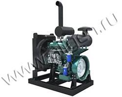 Дизельный двигатель Weichai WP4.1D100E200