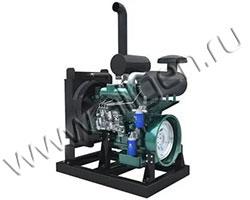 Дизельный двигатель Weichai WP4.1D80E200