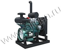Дизельный двигатель Weichai WP4D100E200