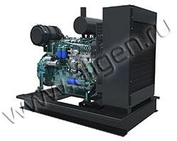 Дизельный двигатель Weichai WP6D132E200 мощностью 132 кВт